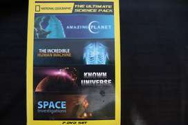 The ultimate science pack ( 7 CD SET)