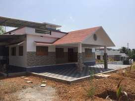 Newly constructed 2 bhk near Nileshwaram Kendriya vidyalayam