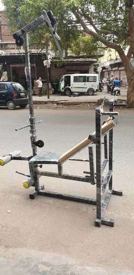 Bench press-,all types.starting price rs 2000