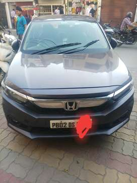 Honda Amaze 2019 Petrol Good Condition