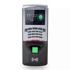 Biometric card punch time attendance machine model K81