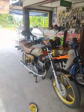 Dijual sepeda motor rx king