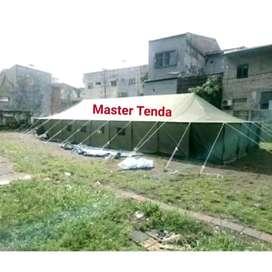 Tenda pleton/barak 6x14x3mter