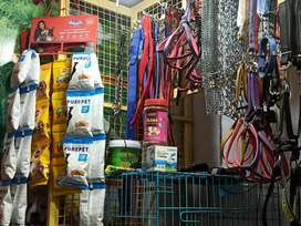 All Dog Accesories Food Available
