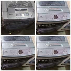 USED TOPLOAED WASHING MACHINE WITH FREE HOME DELIVERY IN MUMBAI