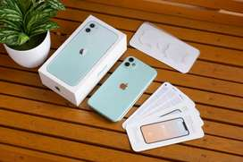 IPhone 11 128Gb Hijau Tosca ibox
