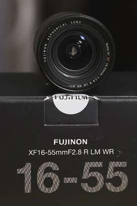 Fujifilm XF 16-55 mm F2.8 R LM WR Zoom Lens