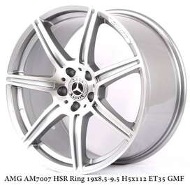 Credit velg ROSTOCK AM7007 HSR R19X85/95 H5X112 ET35 GMF