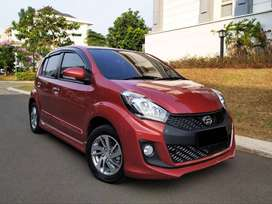 Daihatsu Sirion D Sport 2015 Automatic AT