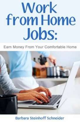For Lifetime work from home contact us