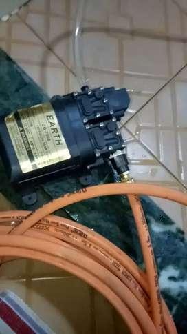 Pressure washer for cars n bike n Ac