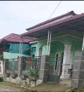 Jual cepat rumah dalam komplek Jl Jamin Ginting km 14.5