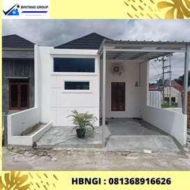 Rumah komersil asri mewah dii Lampung
