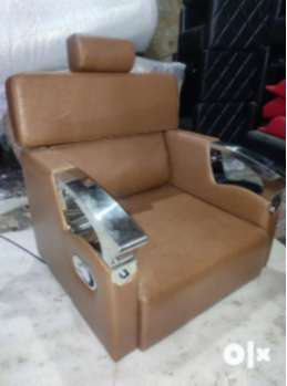 Salon Chairs Starts from 7600 We are manufacturing different type of c