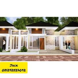 Rumah cluster komersil siap di tempati DP 5 juta murah meriah
