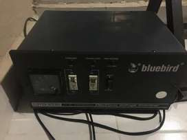 Bluebird Stablizer 5KVA New Condition Available