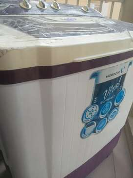 Videocon Washing Machine - 8 Kgs