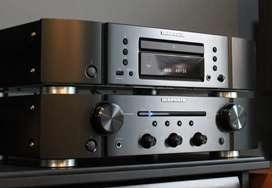 Marantz PM6007 Integrated Amplifier / Marantz CD6007 Group