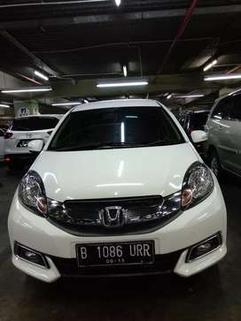 Mobilio E  1.5 prestige CVT at  2014/km67rb/pajak bulan agustus 2020