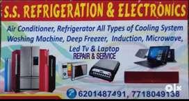 Ac fridge washing machine repair