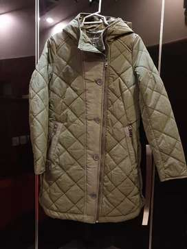 Brand new Next Coat Khaki