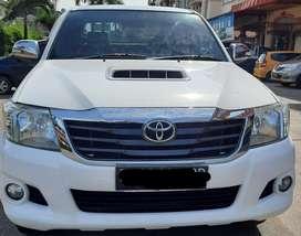 Toyota Hilux Doubele Cabin 4x4 Tahun 2014