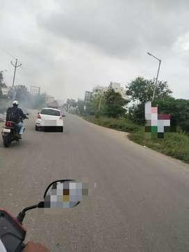 Commercial plot 36mtr road touch at Marunji-Hinjewadi