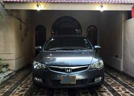 Honda Civic Reborn 2009