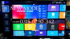 MULTI COLORED 43 INCH SMART UHD ANDROID LED TV 2021