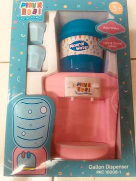 Mainan anak galon dispenser baru