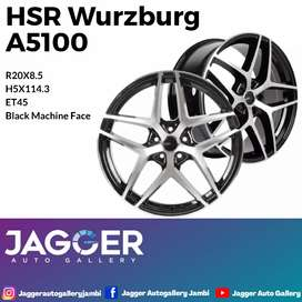 Velg ring 20 untuk innova rush terios hrv crv accord camry