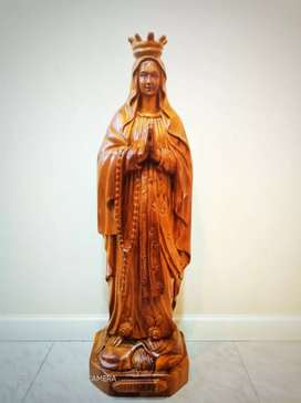 Wooden St.Mary