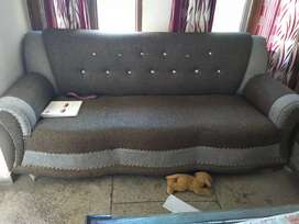 One sofa set 4 year old but like new