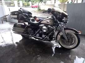 Harley davidson ultra evo anniv 95