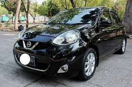 NISSAN MARCH MT 2014 TERMURAHHH