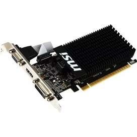 Graphics Card GeForce gt710 2gb Nvidia