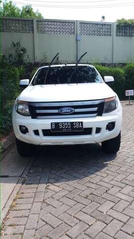 Ford Ranger DCab XLS 2013