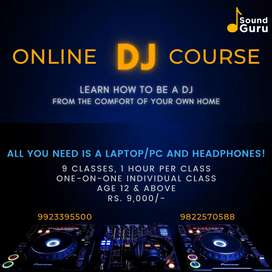 Digital DJ Classes Online!