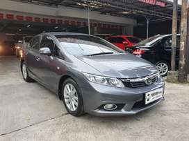 Honda Civic 1.8 at 2012 - istimewa -