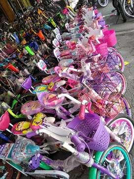 Sepeda anak segala ukuran