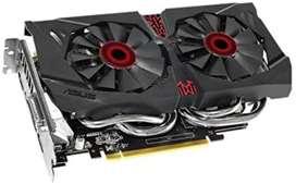 ASUS STRIX GeForce GTX 960 Factory OC 2 GB DDR5