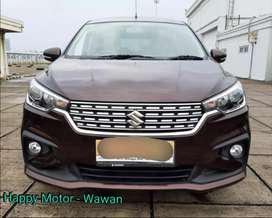 Suzuki New Ertiga 1.4 GX Manual 2018 low Km 20rb Tangan 1