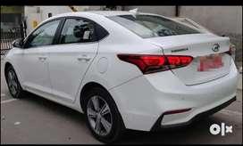 Hyundai Verna 2019 Diesel Well Maintained