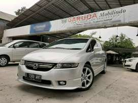 honda odyssey absolute full option thn 2007. sudah facelift
