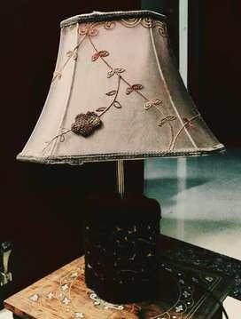 Lifestyle products- premium range lamp shade and basket