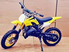 50cc dirt bike for 5 to 13years kids petrol engine sale in banglore