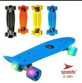 Skate board anak nyala