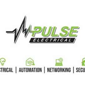 Pulse electrical services 24/7 with Government license