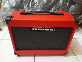 Bass Amplifier Red