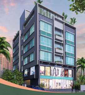 Brand New Retail Space For Sell In Sarat Bose Road